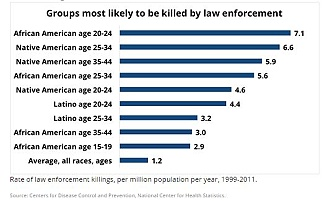 who police killed in 2015