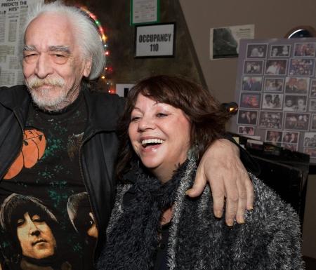 Bob and Roxy Joey Cee's Party January 2013 (2)