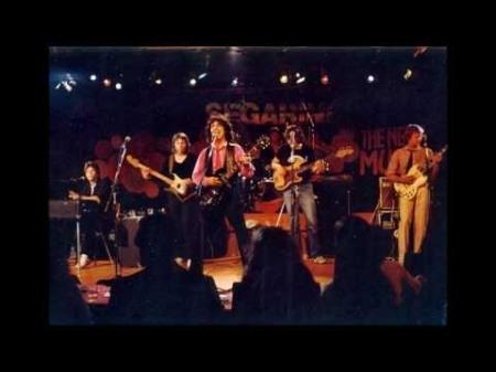 Bob Segarini band Day and Night