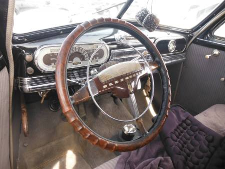 Steering Wheel Oldsmobile