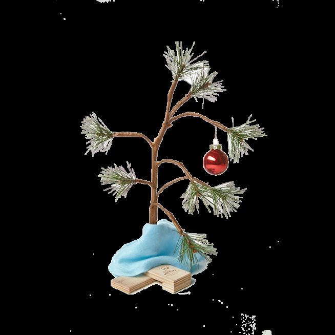Charley Brown Christmas Tree: Santa Bob's Christmas Checklist And Fried Ham Sandwich