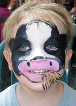 kid-with-cow-face