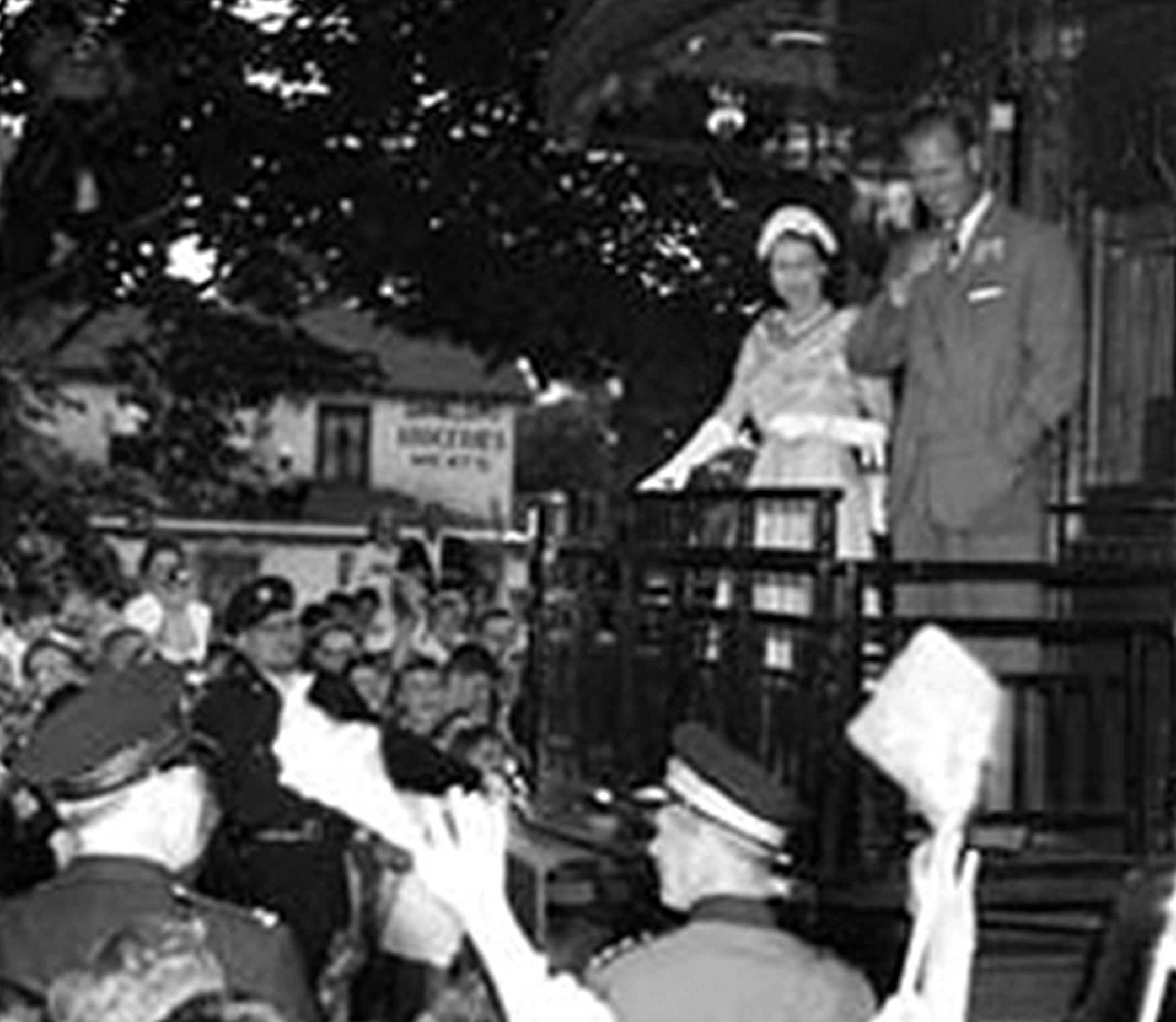 queen visits canada 1959