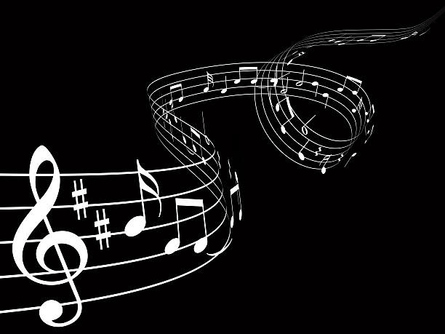 This image has an empty alt attribute; its file name is music-notes-1.jpg