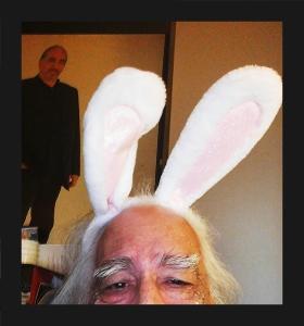 Bob the Bunny Halloween 2016