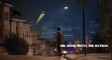 Mr. Monk Meets tThe Batman